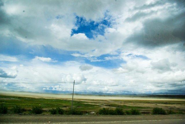Der Altiplano in Bolivien: Jede Menge Landschaft und dünne Luft. (Foto: SMMP/Bock)